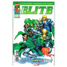 Marvel Elite N° 6 - Comics Marvel