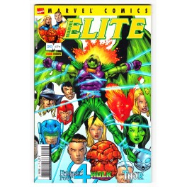 Marvel Elite N° 20 - Comics Marvel