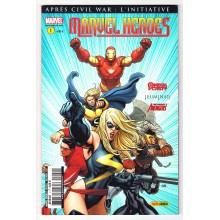 Marvel Heroes (Marvel France 2° Série) N° 1 - Comics Marvel