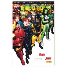 Marvel Heroes (Marvel France 2° Série) N° 2 - Comics Marvel
