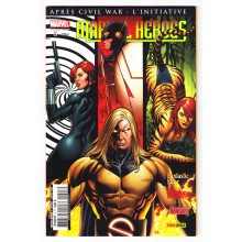Marvel Heroes (Marvel France 2° Série) N° 3 - Comics Marvel