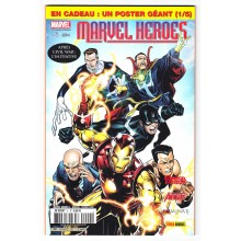 Marvel Heroes (Marvel France 2° Série) N° 4 - Comics Marvel