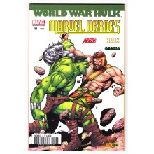 Marvel Heroes (Marvel France 2° Série) N° 6 - Comics Marvel