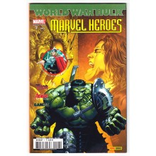 Marvel Heroes (Marvel France 2° Série) N° 7 - Comics Marvel
