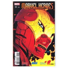 Marvel Heroes (Marvel France 2° Série) N° 13 - Comics Marvel