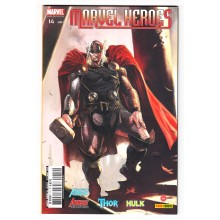 Marvel Heroes (Marvel France 2° Série) N° 14 - Comics Marvel