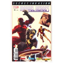 Marvel Heroes (Marvel France 2° Série) N° 15 - Comics Marvel