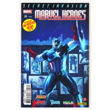 Marvel Heroes (Marvel France 2° Série) N° 16 - Comics Marvel