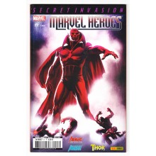 Marvel Heroes (Marvel France 2° Série) N° 17 - Comics Marvel