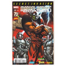 Marvel Heroes (Marvel France 2° Série) N° 18 - Comics Marvel