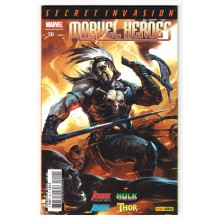 Marvel Heroes (Marvel France 2° Série) N° 20 - Comics Marvel