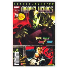 Marvel Heroes (Marvel France 2° Série) N° 21 - Comics Marvel