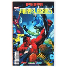 Marvel Heroes (Marvel France 2° Série) N° 24 - Comics Marvel