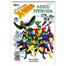 Les Etranges X-Men N° 17 - Adieu Epervier - Comics Marvel
