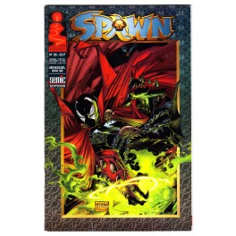 Spawn (Semic Magazine) N° 25 - Comics Image