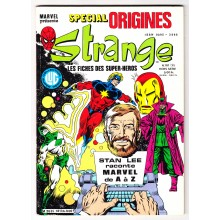 Strange Spécial Origines N° 181 - Comics Marvel