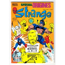 Strange Spécial Origines N° 187 - Comics Marvel