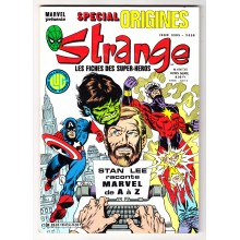 Strange Spécial Origines N° 184 - Comics Marvel