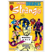 Strange Spécial Origines N° 190 - Comics Marvel