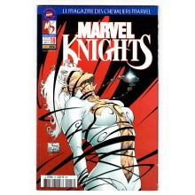 Marvel Knights (1° Série) N° 18 - Comics Marvel