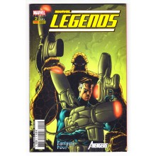 Marvel Legends N° 2 - Comics Marvel