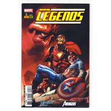 Marvel Legends N° 3 - Comics Marvel