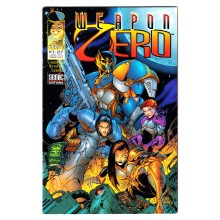 Weapon Zero N° 2 - Comics Image