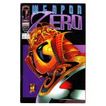 Weapon Zero N° 3 - Comics Image