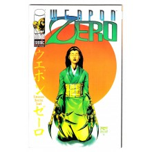 Weapon Zero N° 4 - Comics Image