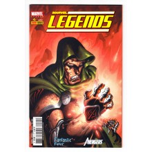 Marvel Legends N° 4 - Comics Marvel