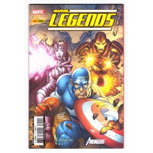 Marvel Legends N° 5 - Comics Marvel