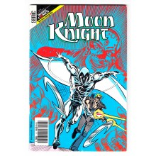 Moon Knight (Semic) N° 6 - Comics Marvel