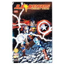 JLA / Avengers (Semic) N° 4 - Comics Marvel DC