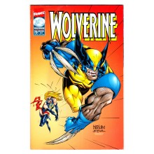 Wolverine (Marvel France - 1° Série) N° 73 - Comics Marvel.