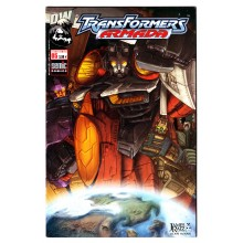 Transformers (Semic) N° 5 - Dreamwave Productions Comics
