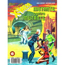 "LES ETRANGES X-MEN N°10 ""MUTANTS CONTRE MUTANTS"""