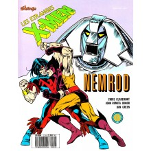"LES ETRANGES X-MEN N°12 ""NEMROD"""