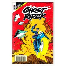 Ghost Rider (Semic) N° 4 - Comics Marvel