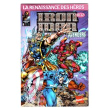 Iron Man (Marvel France - 1° série) N° 8 - Comics Marvel