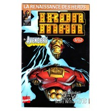 Iron Man (Marvel France - 1° série) N° 3 - Comics Marvel