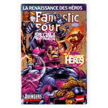Fantastic Four (Marvel France - 1° série) N° 12 - Comics Marvel