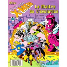 "LES ETRANGES X-MEN N°15 : ""LE MAITRE DE L' EVOLUTION"""