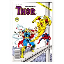 Thor (Lug / Semic) N° 10 - Comics Marvel