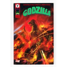Godzilla (Semic) N° 1 - Dark Horse Comics