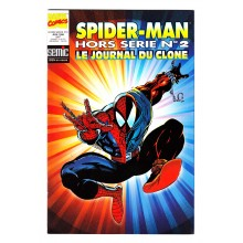 Spider-Man Hors Série (Semic) N° 2 - Le Journal Du Clone - Comics Marvel