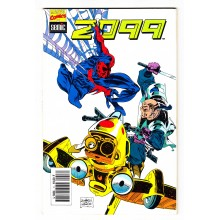 2099 N° 3 - Comics Marvel