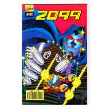2099 N° 4 - Comics Marvel