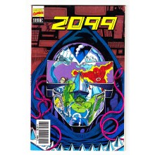 2099 N° 7 - Comics Marvel