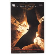 Batman Begins - BD Officielle du Film - Comics DC