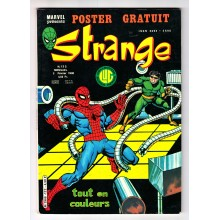 Strange N° 122 + Poster Attaché - Comics Marvel